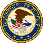 US Dept of Justice Seal