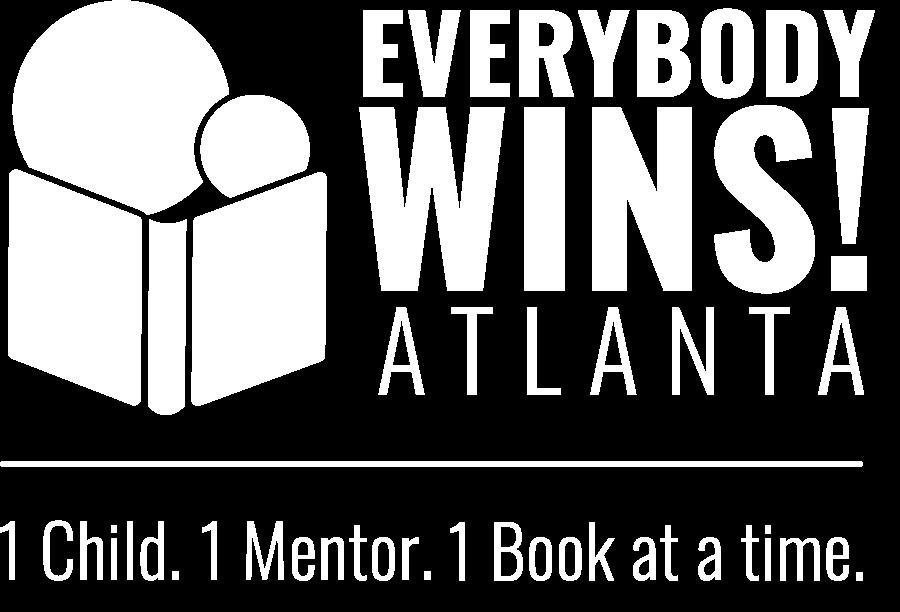 Everybody Wins! Atlanta vertical logo